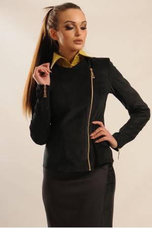 Піджак «Велорі» графітового кольору
