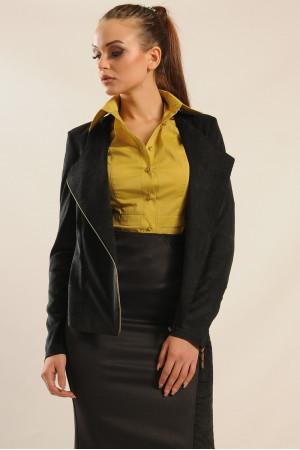 Пиджак «Велори» графитового цвета