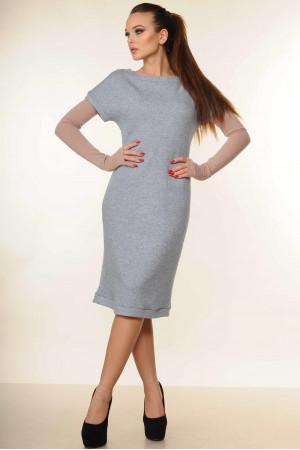 Сукня «Катрін» блакитного кольору