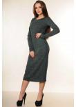 Сукня «Мішель» зеленого кольору