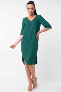 Сукня «Лагуна» смарагдового кольору