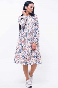 Сукня «Шейла» з квітковим принтом