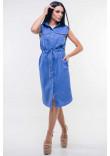 Сукня «Кайлі» синього кольору