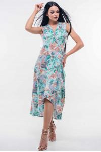 Сукня «Аліта» блакитного кольору
