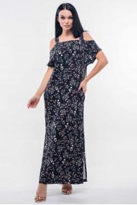 Сукня «Летиція» чорного кольору