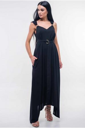 Сарафан «Верона» черного цвета