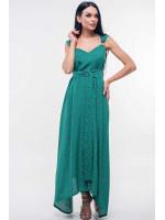 Сарафан «Верона» зеленого кольору