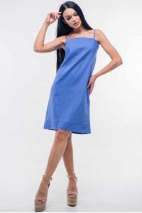 Сарафан «Амалія» синього кольору