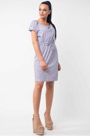 Сукня «Кіра» сірого кольору