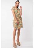 Сукня «Кіра» жовтого кольору