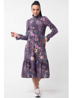 Сукня «Рут» фіолетового кольору