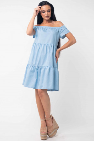 Сукня «Нейлі» блакитного кольору