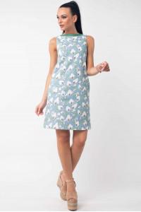 Сукня «Отті» блакитного кольору