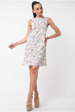 Платье «Отти» цвета пудры