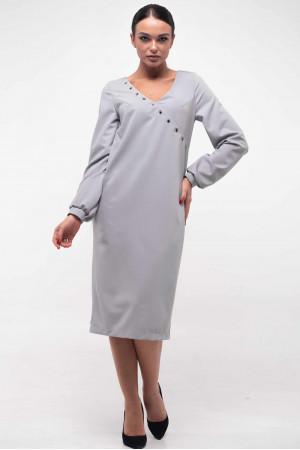 Сукня «Хайді» сірого кольору