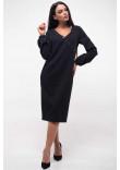Сукня «Хайді» чорного кольору