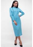 Сукня «Вілл» блакитного кольору