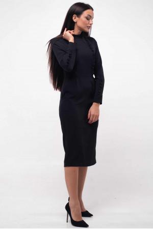 Сукня «Вілл» чорного кольору