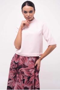 Блуза «Юка» цвета пудры
