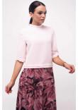 Блуза «Юка» кольору пудри