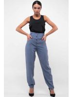 Брюки «Блер» цвета джинс