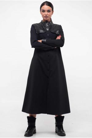 Сукня «Курт» чорного кольору