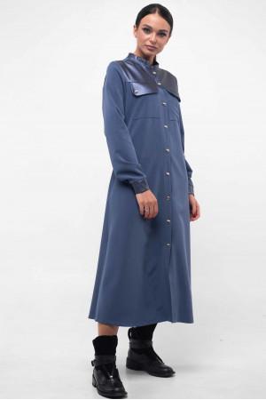 Сукня «Курт» кольору джинс