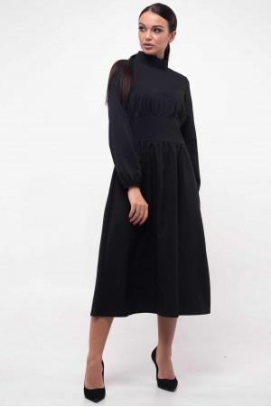 Сукня «Оксі» чорного кольору