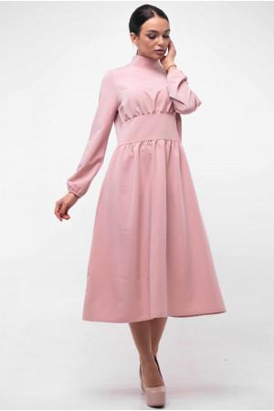 Платье «Окси» цвета пудры