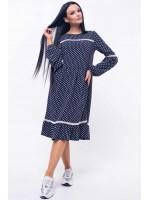 Сукня «Шеріл» синього кольору