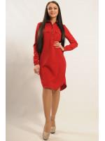 Сукня «Текіла» вишневого кольору