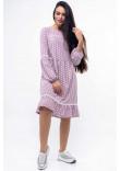 Сукня «Шеріл» лілового кольору