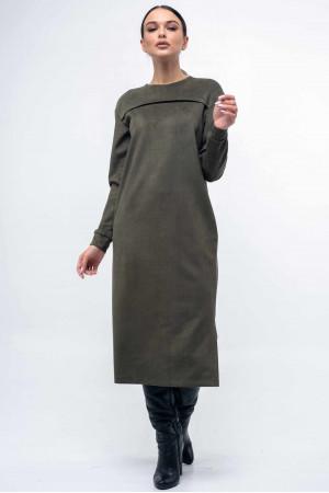 Сукня «Мейлін» кольору хакі