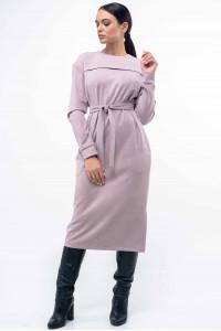 Сукня «Мейлін» кольору пудри