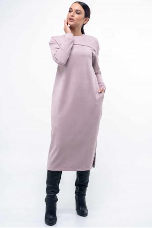 Платье «Мейлин» цвета пудры