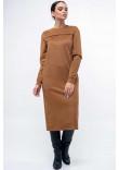 Сукня «Мейлін» карамельного кольору