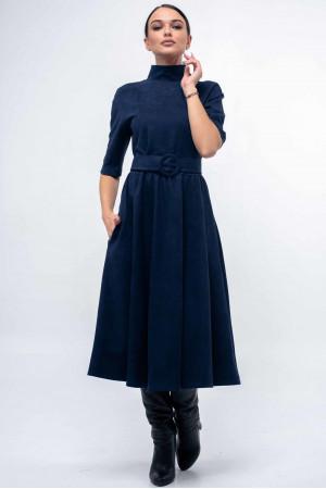 Сукня «Стелла» темно-синього кольору