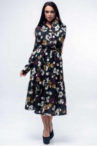 Сукня «Флоренц» чорного кольору