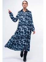 Сукня «Флоренц» синього кольору