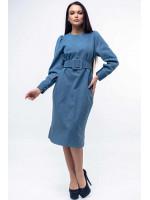 Сукня «Джен» кольору джинс