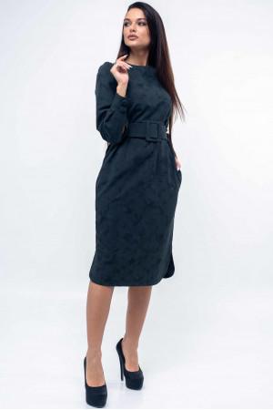 Платье «Джен» черного цвета