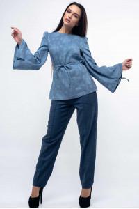 Костюм «Дженні-Вікі» блакитного кольору