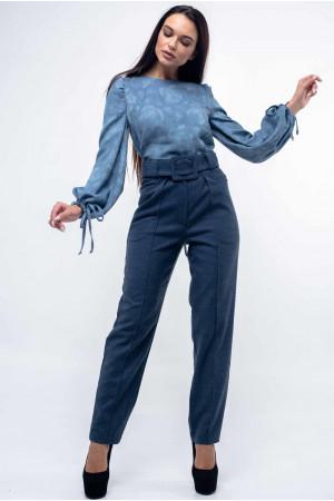 Костюм «Дженни-Вики» голубого цвета