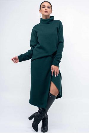 Костюм «Лорена» зеленого кольору