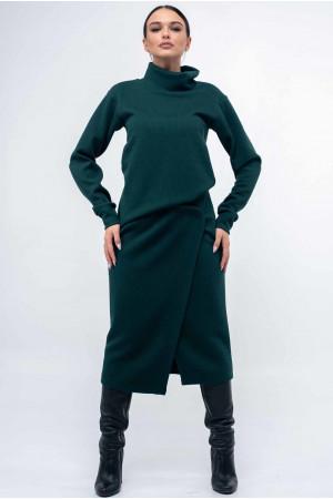 Костюм «Лорена» зеленого цвета
