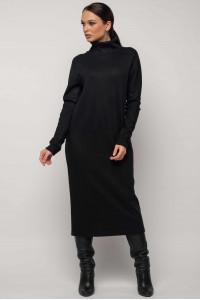 Платье «Эрин» черного цвета