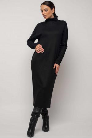 Сукня «Ерін» чорного кольору