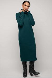 Платье «Эрин» зеленого цвета