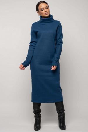 Платье «Эрин» синего цвета