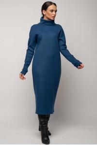 Сукня «Ерін» синього кольору